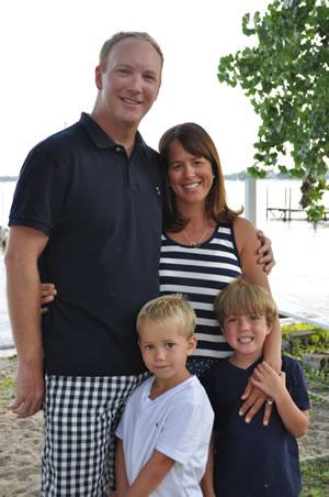Leo Rowen Family 2014 01
