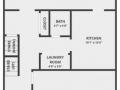 13945 E OXFORD PL Aurora CO-small-002-030-Floor Plan-232x500-72dpi