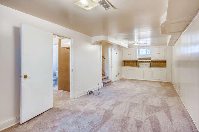 201 S Alcott Denver CO 80219-small-020-018-Lower Level Family Room-666x444-72dpi