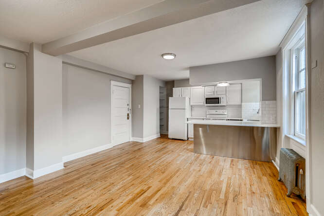 215 E 11th Ave C4 Denver CO-small-006-007-Living Room-666x444-72dpi