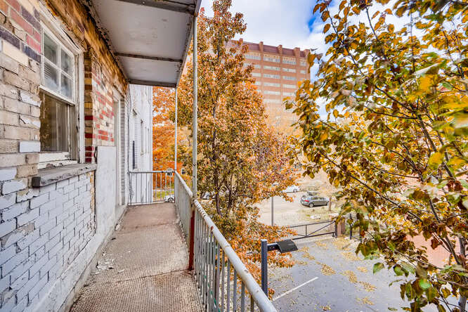 215 E 11th Ave C4 Denver CO-small-025-029-Balcony-666x444-72dpi