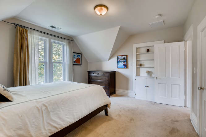 250 S Clarkson Denver CO 80209-small-014-012-2nd Floor Master Bedroom-666x445-72dpi