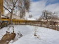 2769 W Iliff Ave 6 Denver CO-small-025-023-Back Yard-666x444-72dpi