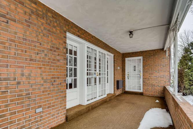 3952 E Evans Avenue Denver CO-small-024-020-Patio-666x444-72dpi