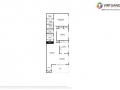 3958 E Evans Ave Denver CO-small-001-001-Floorplan-666x472-72dpi