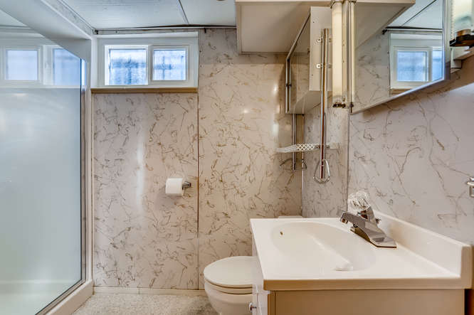 440 S Raleigh Street Denver CO-small-023-020-Lower Level Bathroom-666x444-72dpi
