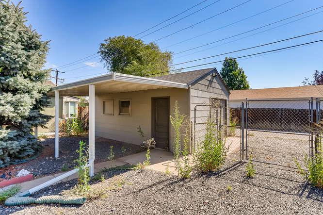 440 S Raleigh Street Denver CO-small-029-028-Garage-666x444-72dpi