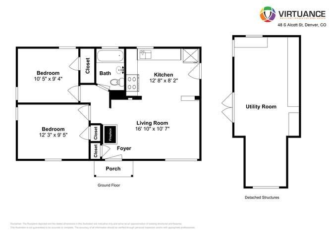 48 S Alcott St Denver CO 80219-small-001-001-Floorplan-666x472-72dpi