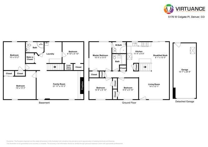 5176 W Colgate Pl Denver CO-small-001-029-Floorplan-666x472-72dpi