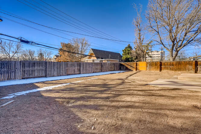 5176 W Colgate Pl Denver CO-small-029-028-Back Yard-666x444-72dpi
