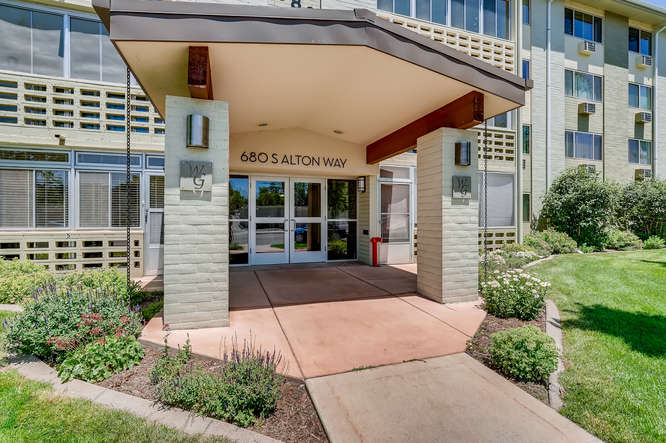 680 S Alton Way 7B Denver CO-small-005-008-Exterior Front Entry-666x444-72dpi