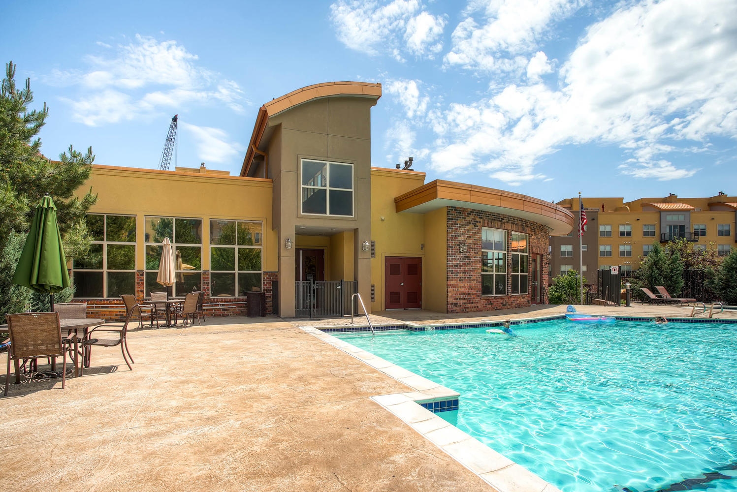 9019 E Panorama Cir D409-large-033-034-Exterior Pool-1497x1000-72dpi